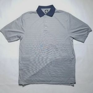FootJoy Contrast Collar Golf Polo